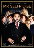 Mr Selfridge - Seizoen 1, (DVD) PAL/REGION 2 // W/ JEREMY PIVEN, FRANCES O'CONNOR