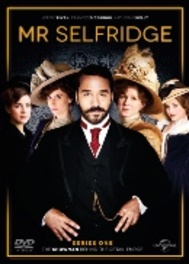 Mr Selfridge - Seizoen 1, (DVD) PAL/REGION 2 // W/ JEREMY PIVEN, FRANCES O'CONNOR Woodhead, Lindy, DVD