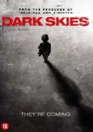 Dark skies, (DVD) PAL/REGION 2 // W/ KERI RUSSELL, JOSH HAMILTON MOVIE, DVDNL