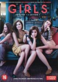 GIRLS SEASON 1 BILINGUAL TV SERIES, DVD