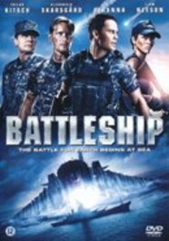 Battleship, (DVD) PAL/REGION 2-BILINGUAL / W/ALEXANDER SKARSGARD, RIHANNA MOVIE, DVDNL