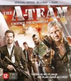 The A-Team (Blu-ray+Dvd Combopack)
