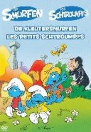 Smurfen - De kleutersmurfen, (DVD) PAL/REGION 2-BILINGUAL // LES PETITS SCHTROUMPFS SMURFEN, DVD