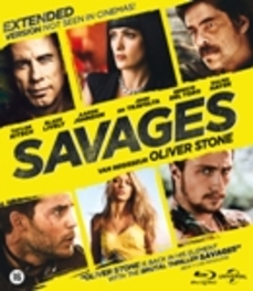SAVAGES (2012) W/ AARON TAYLOR-JOHNSON, TAYLOR KITSCH Winslow, Don, BLURAY