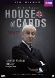 HOUSE OF CARDS COMPLETE TV SERIES, DVDNL