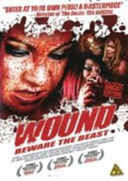 Wound, (DVD) PAL/REGION 2 // BY DAVID BLYTH MOVIE, DVDNL