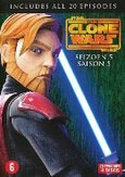 Star wars clone wars - Seizoen 5, (DVD) PAL/REGION 2-BILINGUAL