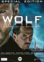 Wolf, (DVD) PAL/REGION 2 // W:AXEL DAESELEIRE, JAKOB BEKS MOVIE, DVDNL