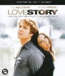 Love story, (Blu-Ray) BILINGUAL // W/ ALI MACGRAW, RYAN O'NEAL MOVIE, Blu-Ray