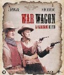 War wagon, (Blu-Ray)