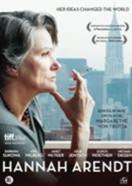 Hannah Arendt, (DVD) BY: MARGARETHE VON TROTTA MOVIE, DVDNL