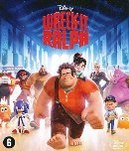 Wreck it Ralph, (Blu-Ray) CAST: JOHN C. REILLY, SARAH SILVERMAN