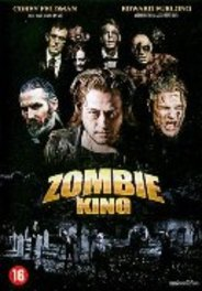 Zombie king, (DVD) PAL/REGION 2 // W/ EDWARD FURLONG, COREY FELDMAN MOVIE, DVDNL