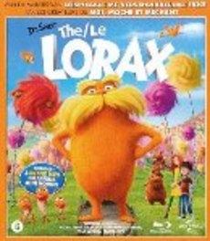 Lorax, (Blu-Ray) BILINGUAL // *DR. SEUSS EN HET VERDWENEN BOS* ANIMATION, BLURAY