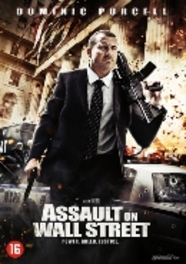 Assault on wall street, (DVD) PAL/REGION 2 // W/ DOMINIC PURCELL MOVIE, DVDNL