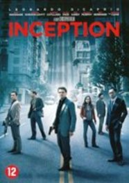 Inception, (DVD) PAL/REGION 2-BILINGUAL // W/LEONARDO DI CAPRIO MOVIE, DVDNL