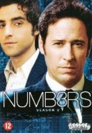 Numbers - Seizoen 2, (DVD) PAL/REGION 2-BILINGUAL // W/ROB MORROW, JUDD HIRSCH TV SERIES, DVDNL