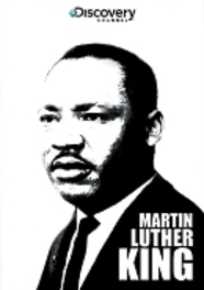 Martin Luther King, (DVD) PAL/REGION 2 DOCUMENTARY, DVD