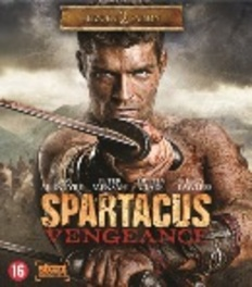 Spartacus - Seizoen 2, (Blu-Ray) BILINGUAL // *VENGEANCE* TV SERIES, BLURAY