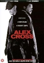 ALEX CROSS CAST: TYLER PERRY, MATTHEW FOX Patterson, James, DVDNL