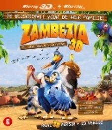 Zambezia 3D, (Blu-Ray) CAST: JEFF GOLDBLUM, SAMUEL L. JACKSON ANIMATION, Blu-Ray