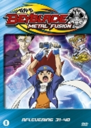 Beyblade: Metal Fusion - Deel 4