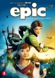 Epic, (DVD) BILINGUAL ANIMATION, DVDNL