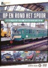 Op en rond het spoor box, (DVD) .. VERZAMELBOX // PAL/REGION 2 DOCUMENTARY, DVDNL