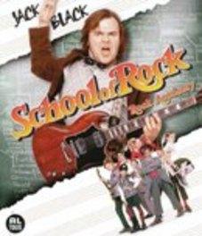 School of rock, (Blu-Ray) BILINGUAL //  W/JACK BLACK *LET'S RRRRRRRROCK!!!!* MOVIE, BLURAY