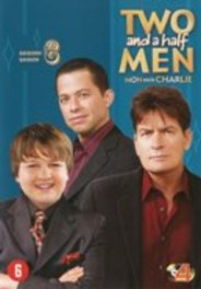 Two and a half men - Seizoen 6, (DVD) BILINGUAL /CAST: CHARLIE SHEEN Lorre, Chuck, DVD