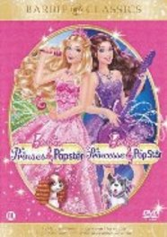 Barbie - De prinses & de popster, (DVD) .. THE POPSTAR - BILINGUAL ANIMATION, DVDNL