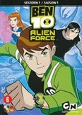 Ben 10 alien force - Seizoen 1, (DVD)