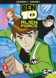 Ben 10 alien force - Seizoen 1, (DVD) CHILDREN, DVD