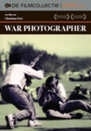 War photographer, (DVD) PAL/REGION 2 DOCUMENTARY, DVD