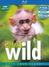 BBC Earth: 24/7 Wild (Blu-ray)
