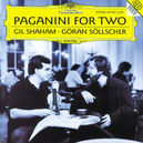 PAGANINI FOR TWO SHAHAM SOELLSCHER