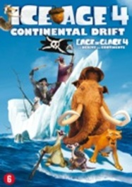 Ice age 4, (DVD) BILINGUAL / CONTINENTAL DRIFT /CAST: RAY ROMANO ANIMATION, DVDNL