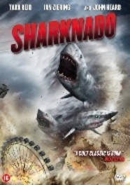 Sharknado, (DVD) PAL/REGION 2 // W/ IAN ZIERING, TARA REID, JOHN HEARD MOVIE, DVDNL