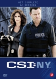 CSI New York - Seizoen 6, (DVD) ALL REGIONS TV SERIES, DVDNL