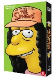 The Simpsons - Seizoen 15 (4DVD)