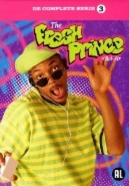 Fresh Prince Of Bel Air - Seizoen 3 (4DVD)