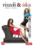 Rizzoli & Isles - Seizoen 2, (DVD) BILINGUAL /CAST: ANGIE HARMON, SASHA ALEXANDER