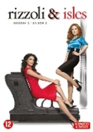Rizzoli & Isles - Seizoen 2, (DVD) BILINGUAL /CAST: ANGIE HARMON, SASHA ALEXANDER TV SERIES, DVDNL