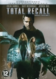 Total recall (2012), (DVD) BILINGUAL /CAST: COLIN FARRELL, KATE BECKINSALE MOVIE, DVDNL