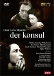 Gian Carlo Menotti - Der Konsul (1963)