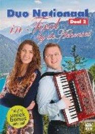 IN TIROL DEEL 2 BIJ DE ACHENSEE DUO NATIONAAL, DVD