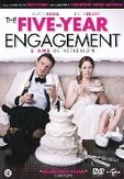 Five-year engagement , (DVD) PAL/REGION 2-BILINGUAL // W/JASON SEGEL, EMILY BLUNT