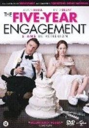 Five-year engagement , (DVD) PAL/REGION 2-BILINGUAL // W/JASON SEGEL, EMILY BLUNT MOVIE, DVDNL