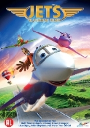 Jets - De vliegende helden, (DVD) PAL/REGION 2 ANIMATION, DVDNL