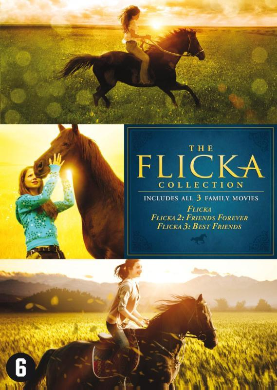 Flicka collection, (DVD) BILINGUAL MOVIE, DVDNL
